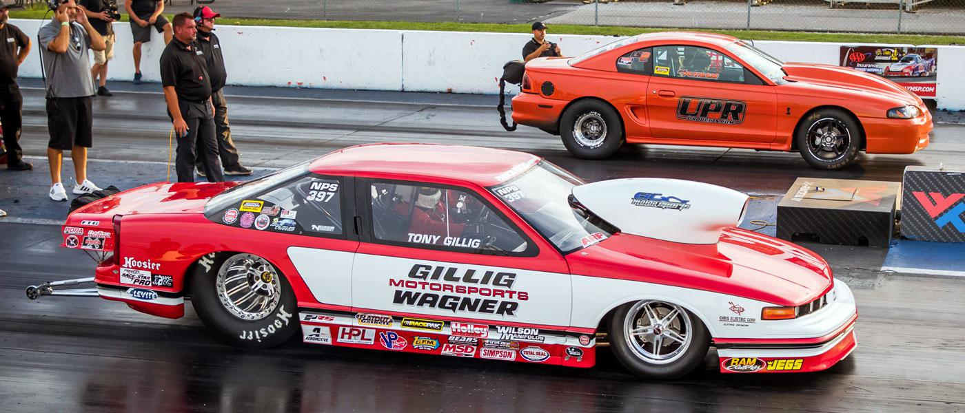 Nitto Tire NMRA/NMCA Super Bowl of Street-Legal Drag Racing