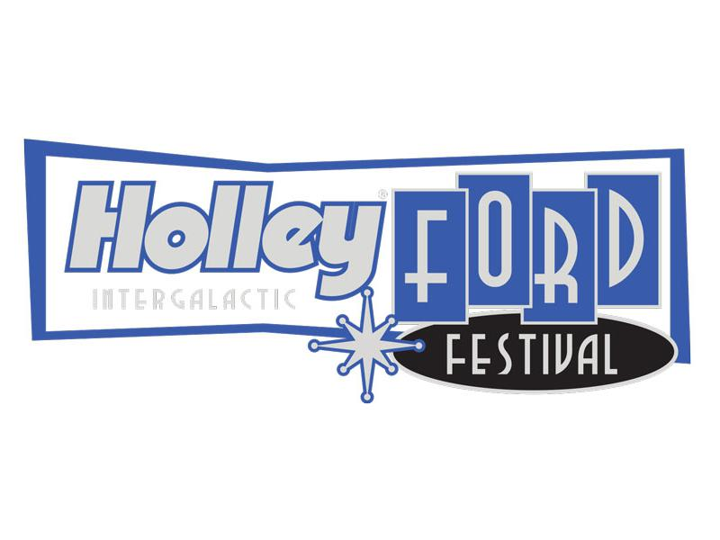 Holley Intergalactic Ford Festival logo