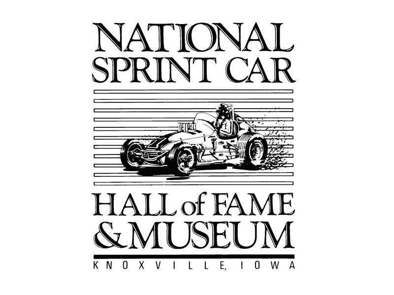 National Sprint Car Hall of Fame & Museum logo