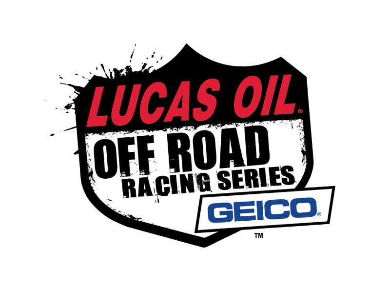 Lucas Oil Off Road Racing Series (LOORRS) presented by GEICO logo