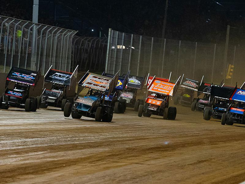 Photo by Trent Gower courtesy of World of Outlaws
